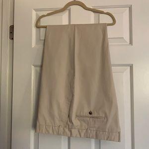 Men's cuffed pants - excellent condition!